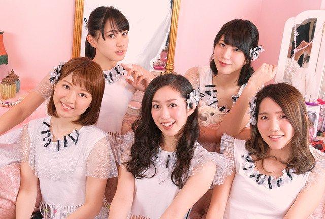 ひめキュンフルーツ缶、ニューシングルはアニメ「ピカイア!!」主題歌 https://t.co/74hZ6IQU1r