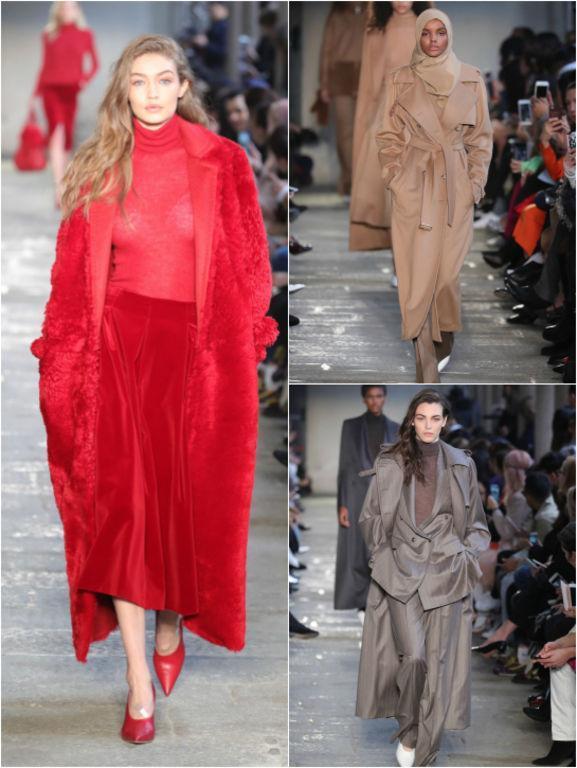 Fashion Week de Milan : l'élégance sans fard de@maxmara #MFW #FW1718 https://t.co/CG44k8Oh2E