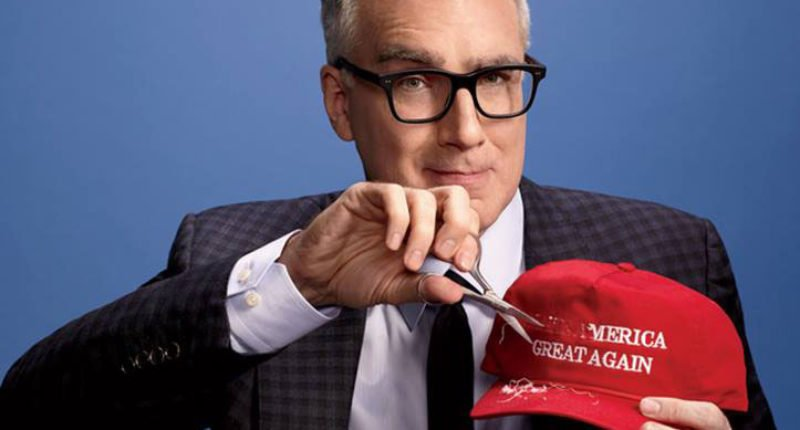 Keith Olbermann lists all the reasons Trump 'must go': His next enemy 'could be you' https://t.co/pWSu4HvtYY