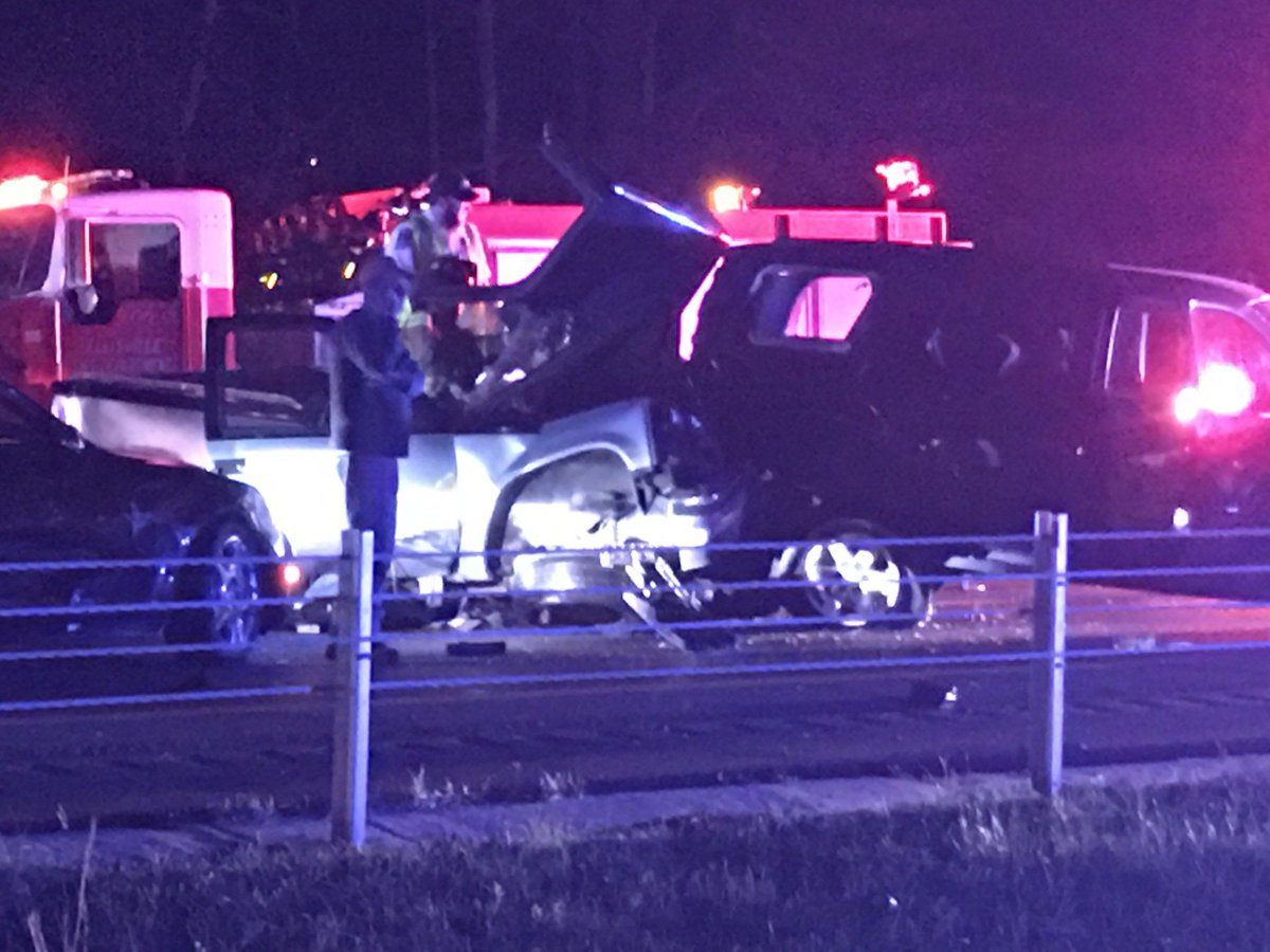#BREAKING #UPDATE  Injuries reported in three separate accidents on I-59 in Jones County https://t.co/3u5OhOdrDO