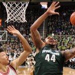 Fast start leads MSU to season sweep of Nebraska