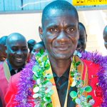 Paralympic medallist Emong relishing NSSF Run