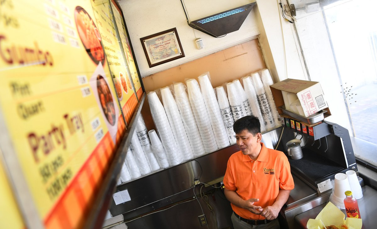 How Cambodians came to run a South Los Angeles fried chicken chain