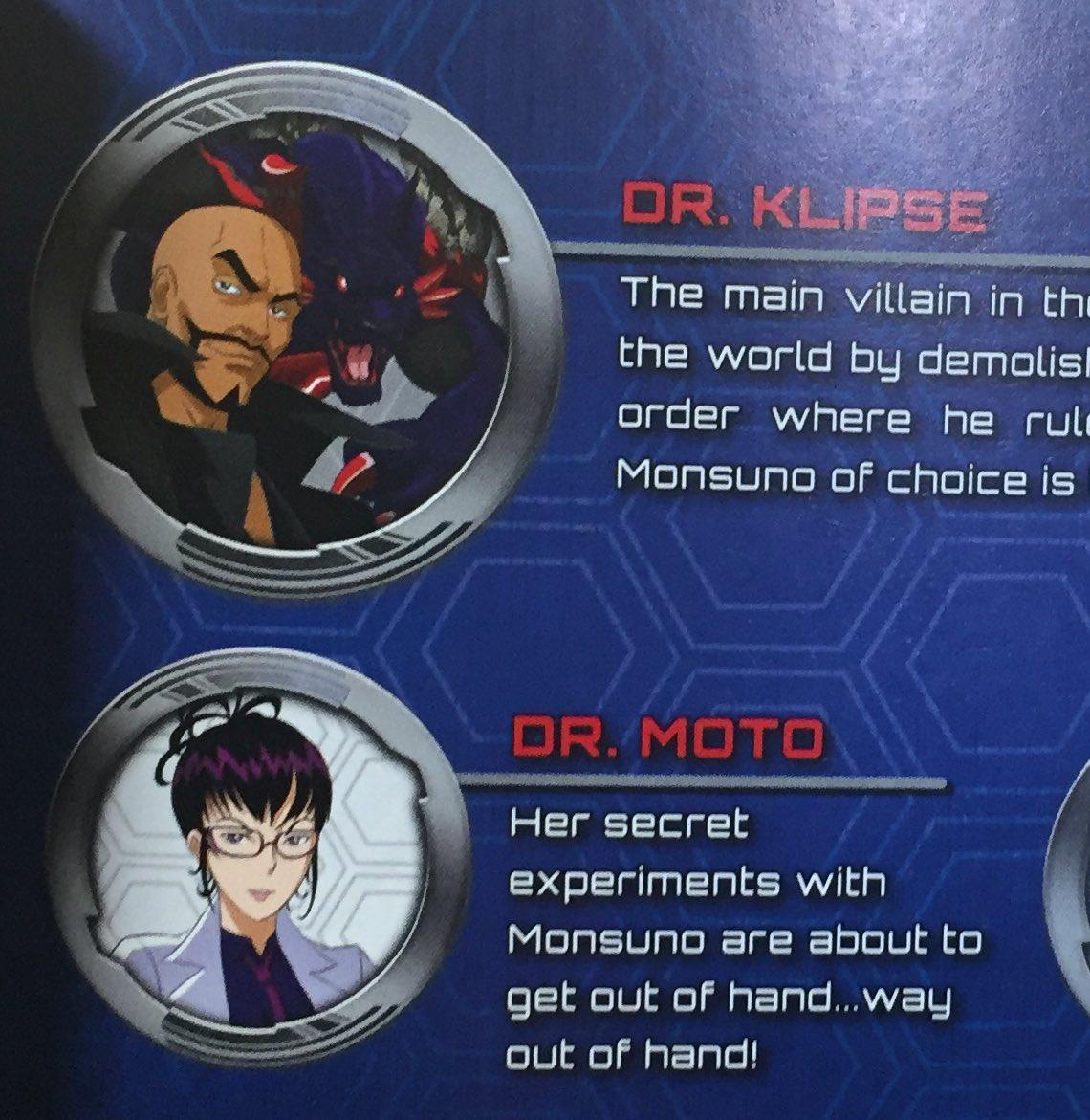 アメコミ版モンスーノはクリプス博士が主な悪役だから活躍だ楽しみd…誰よその女ァ!!!!!!!!💢💢💢💢💢💢💢💢👿👿👿👿👿