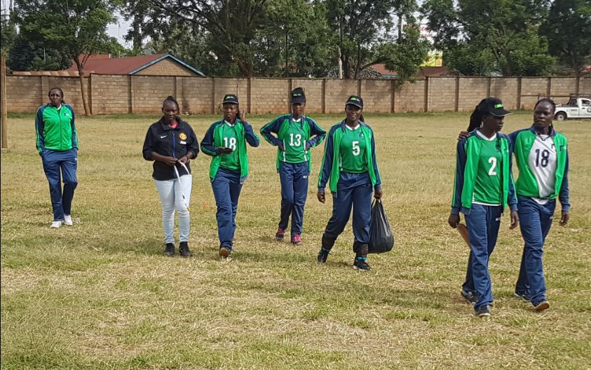 KCB Volleyball team ready to give its very the best in Nyeri League Opener