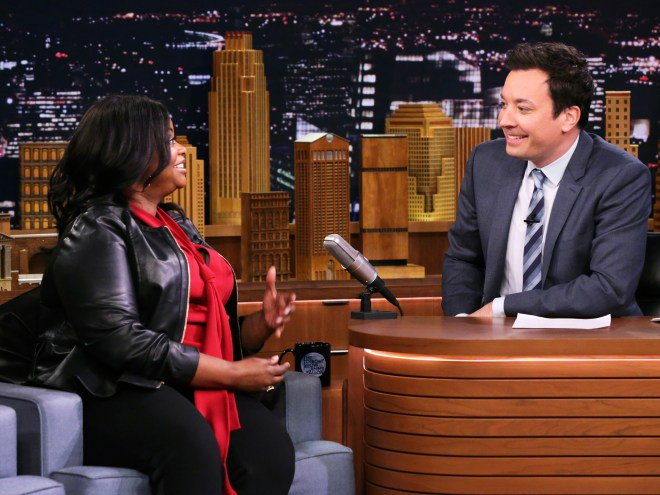 "Octavia Spencer on Oscars accountant: ""I really said some prayers for him"":"
