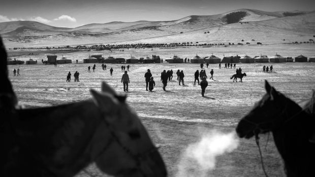 Australian University helps Mongolia's flourishing photojournalism community