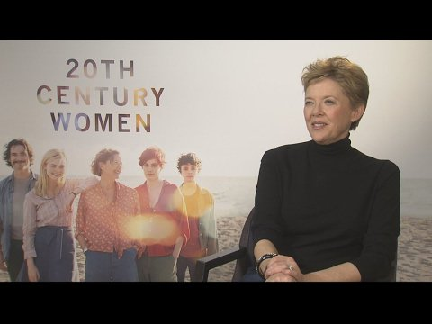VIDEO -  Annette Bening on Hollywood, Donald Trump and new film '20th Century Women'