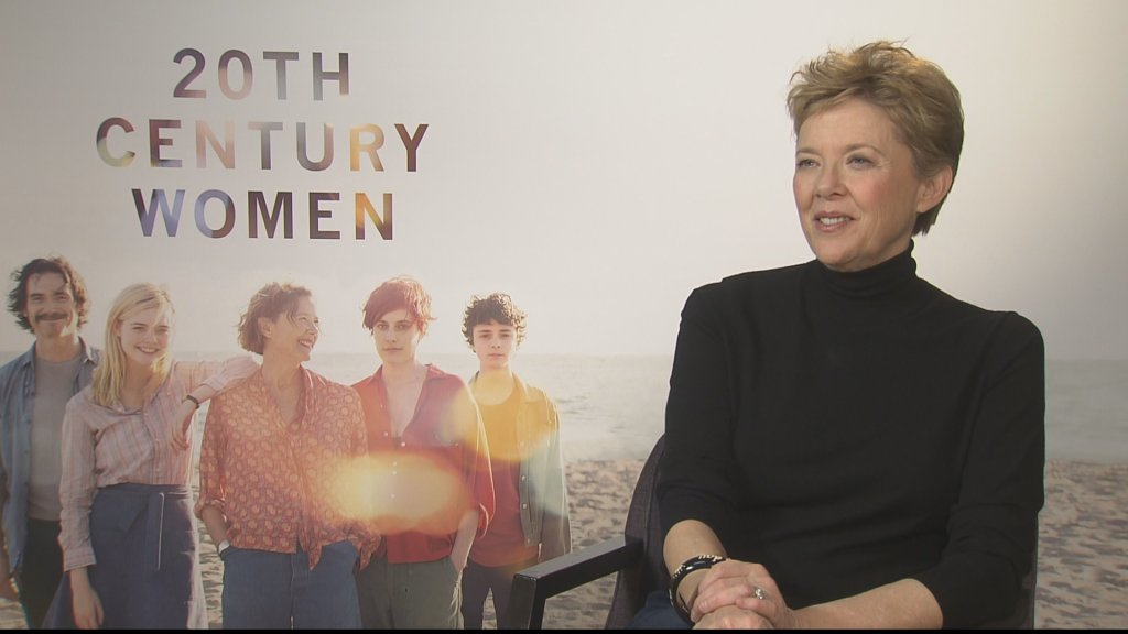 ENCORE! - Annette Bening on Hollywood, Donald Trump and new film '20th Century Women'