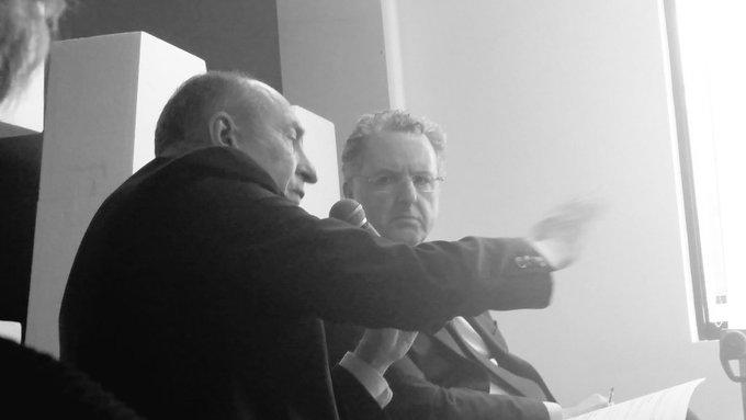 Le maire de Lyon Gérard Collomb évoque 'le pacte qu'#EMacron veut passer entre la France et les collectivités locales '