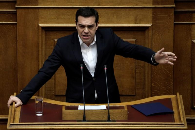 Greece's Tsipras says deal with lenders 'honorable compromise'