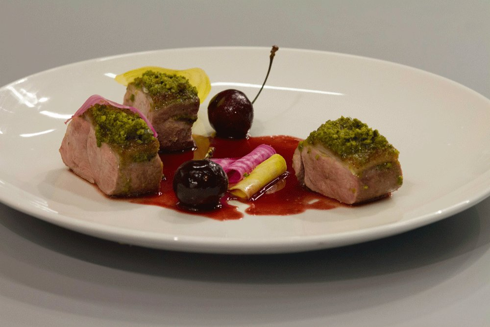 After wowing the judges on @MasterChef_IRL try out Oisin's Pistachio Duck recipe here! - https://t.co/fhW1nxQTJr https://t.co/h3RkqESfol