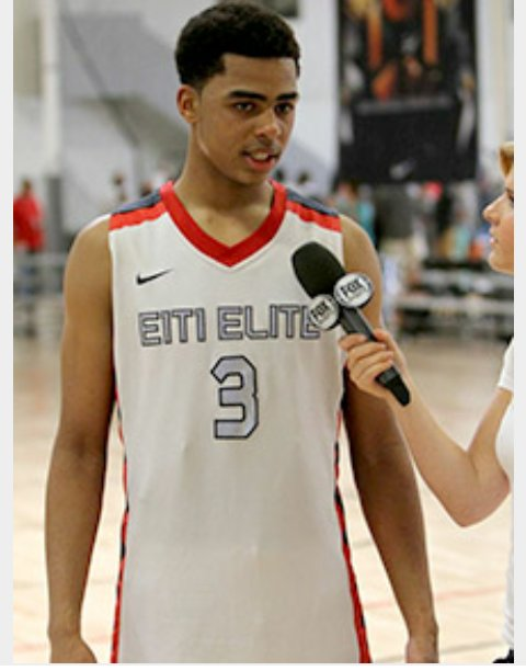 Happy belated 21st birthday to former e1t1 stud D\angelo Russell of the LA Lakers. We luv you Lil bro. Keep working!