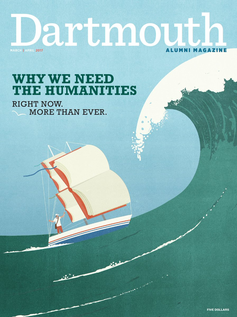RT @DartmouthMag: The latest issue of @dartmouthalumni mag is now available online: https://t.co/lOc3bvnPfB @dartmouth https://t.co/fADNC3B…