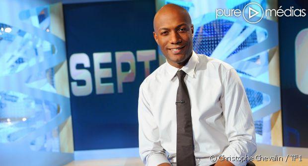 10 ans d'Harry Roselmack dans 'Sept à huit' : TF1 célèbre son 'Paris Match de la télévision' https://t.co/juzruHFyBN