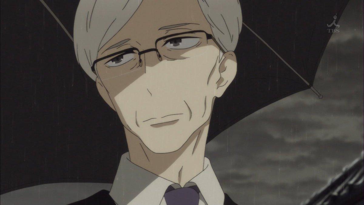 老いてなおふつくしい… #落語心中 #rakugoshinju