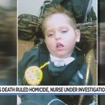 Nurse investigated for allegedly stealing lifesaving medication, leading to boy's death