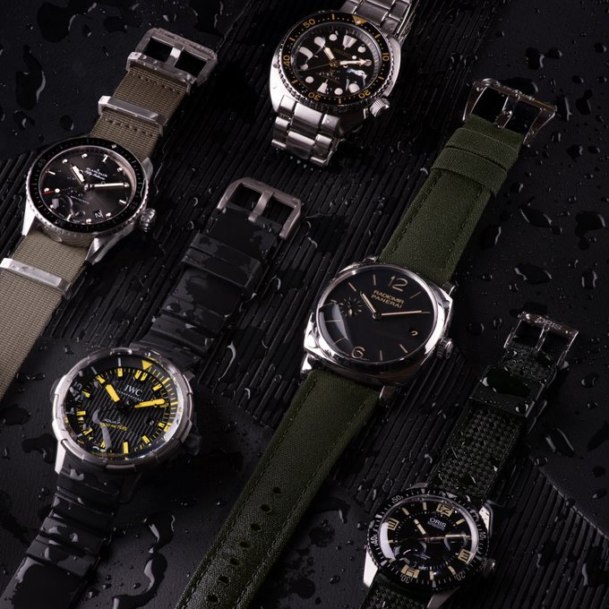 RT @gearpatrol: Dive watches through the decades https://t.co/XLJcnhQSEP https://t.co/dLqcKv3SEj