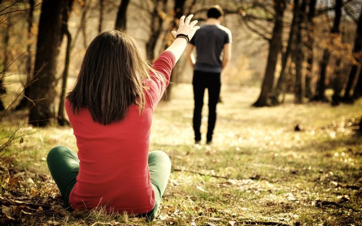 Любовь переживет расставание