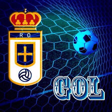 GOOOOOOOOL DEL REAL OVIEDOOOO. Marca Borja Dominguez!!!! Minuto 66, CF Reus 1-Real Oviedo 1 https://t.co/n1o6PrEfrQ