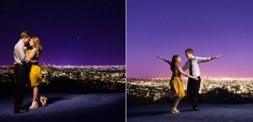 This couple did a 'La La Land' engagement shoot and it's pretty cute https://t.co/qW5P7jX3Uk