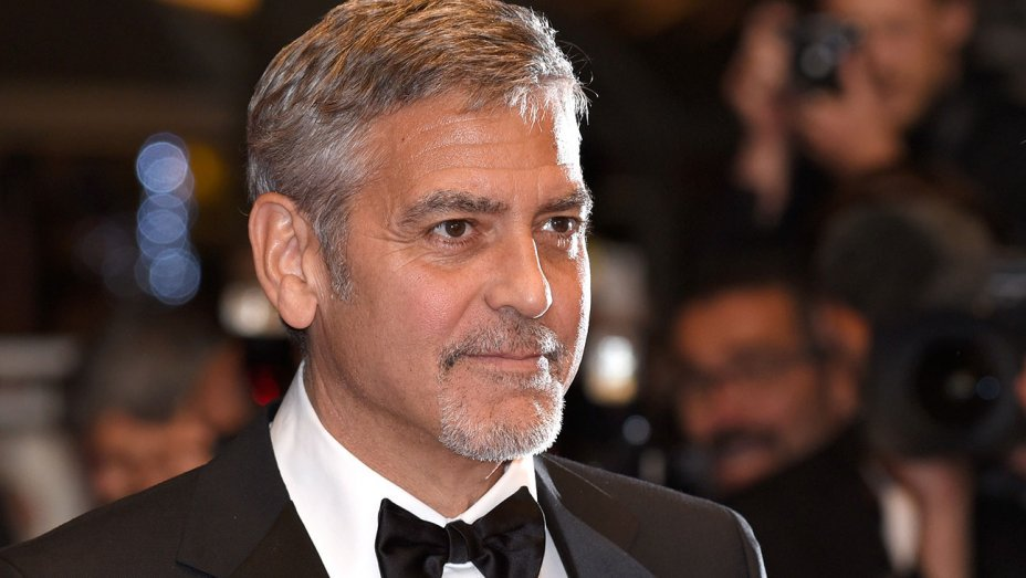 "George Clooney urges Cesar Awards audience ""not to let hate win"" in anti-Trump speech"