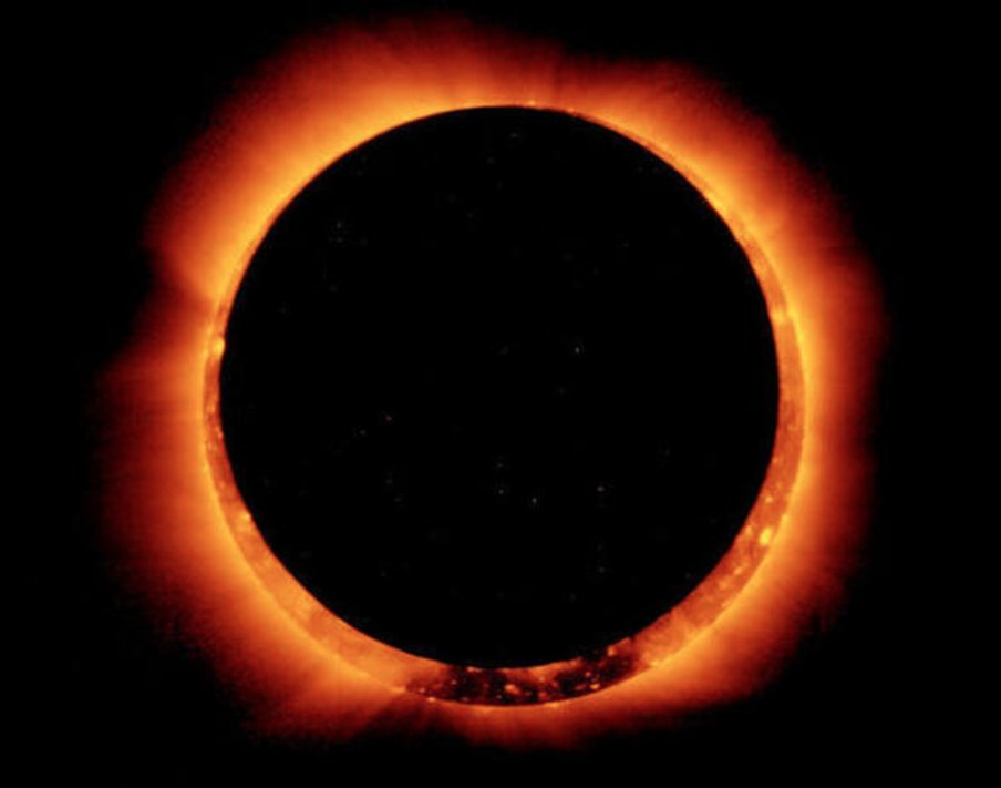 "LOOK UP! Rare ""ring of fire"" solar eclipse to give sky gazers a special treat Sunday ?"