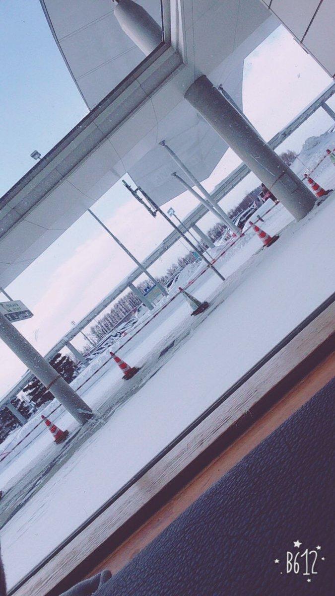 in Hokkaido.-10とか行ったら毎日パンチライン。