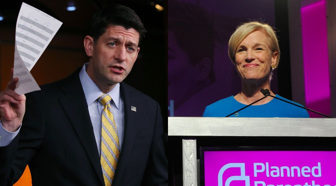 A leaked GOP Obamacare repeal plan shows they intend to block people from care at Planned Parenthood: https://t.co/q2Ql7CmnQ4 #IStandWithPP