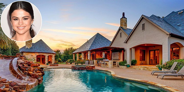 Selena Gomez asks $3 million for her Forth Worth, Texas mansion