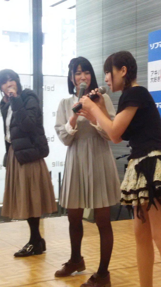 本日のライブ一本目、アニメ「ナゾトキネ」スペシャルステージ@ベルサール秋葉原終了。実は撮影O.K.だったということで最後