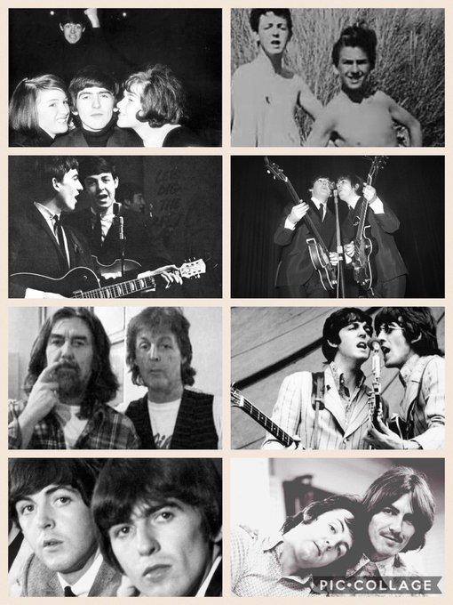 Happy Birthday George Harrison! We love and miss you very much.