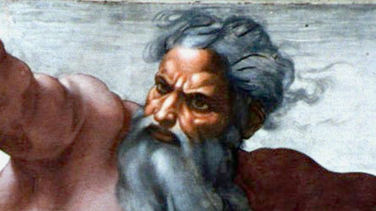 God Knocked Unconscious By DirectTV Satellite