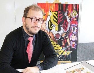 【My】 [タイガーマスクW]34年ぶり新作の復活の裏側 異色のルーマニア出身プロデューサーの素顔も
