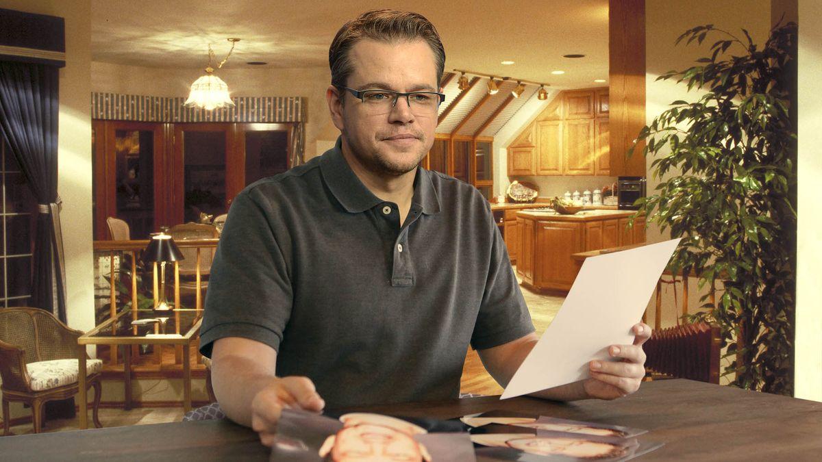 Matt Damon Loses $500 To Guy Who Promised Professional-Looking Headshots