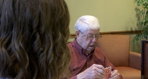 WMU grad students move in with senior citizens for research project