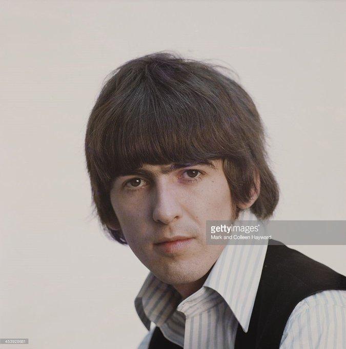 Happy Birthday George Harrison we love you.