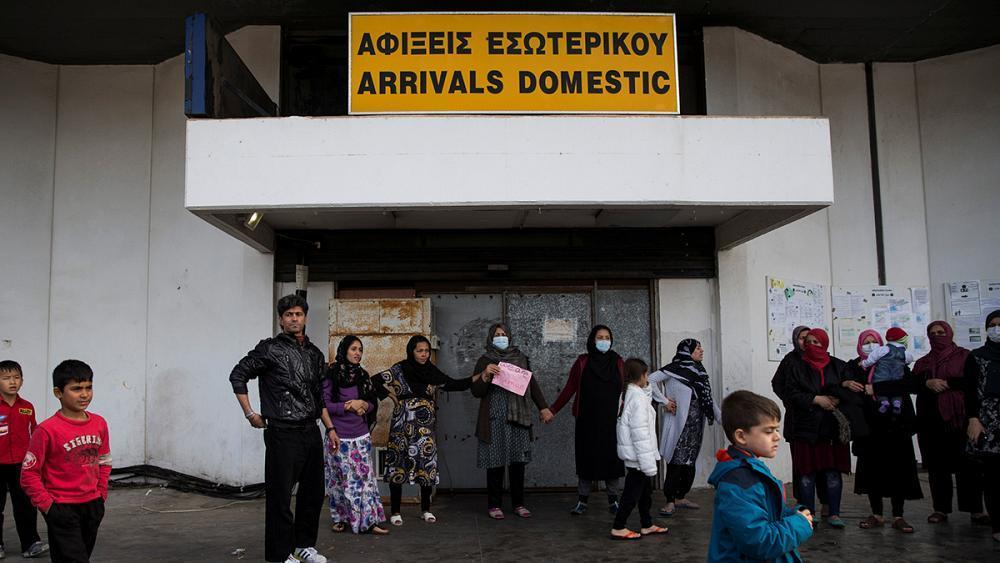 Why don't migrants want to stay in Turkey or Greece? - view