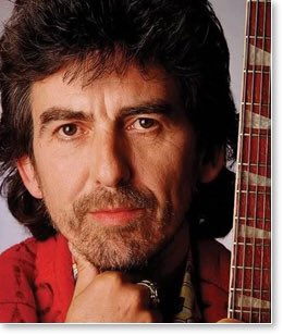 If you don\t know where you\re going, any road will take you there... Happy Birthday, George Harrison.
