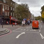Man fighting for life and teenage boy in hospital after double stabbing in north London street