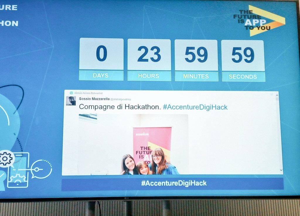 #AccentureDigiHack