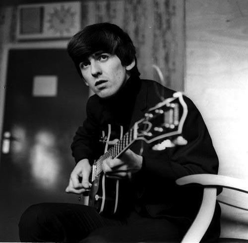 Happy Birthday to George Harrison!