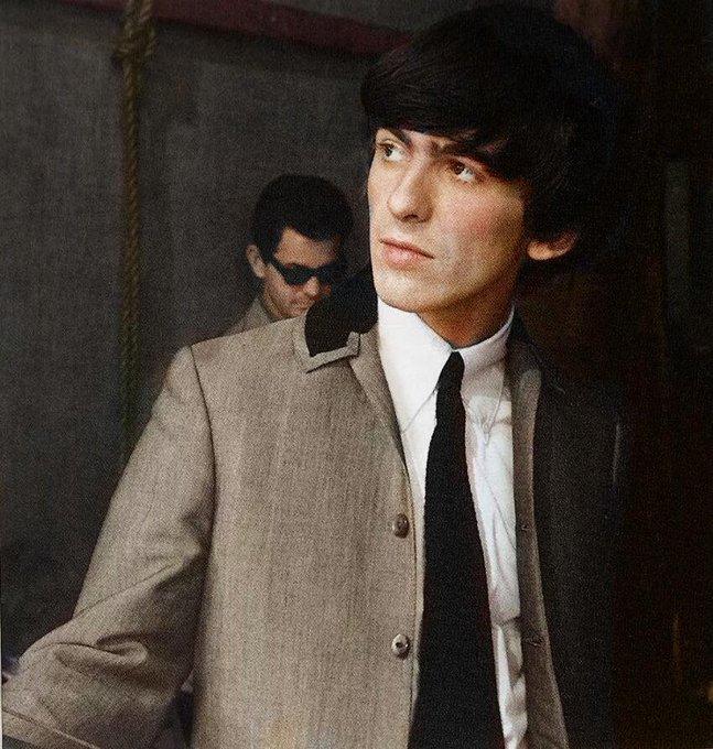 Happy Birthday, George! George Harrison 25 February 1943 29 November 2001