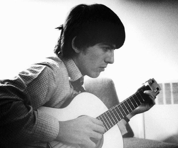Happy Birthday, George Harrison!!