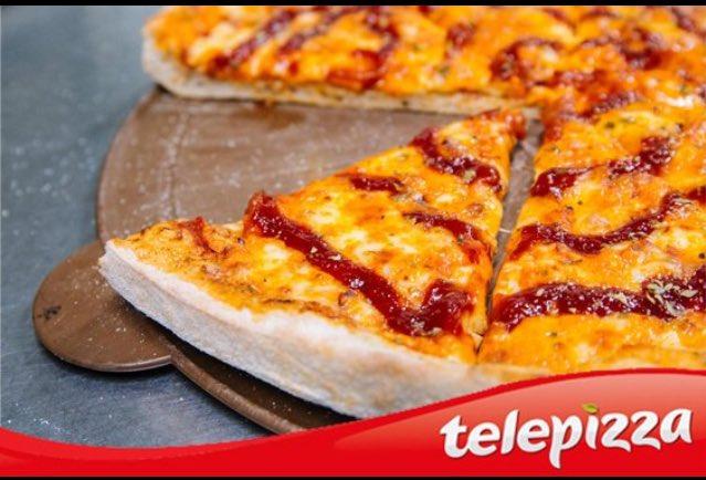 SABADOOOO!!! Hoy toca pizza... #GanasDeTelepizza 😍🍕🎉🤤💃🏻♥️🍕🍕🍕 https://t.co/iTZS4vMqqo