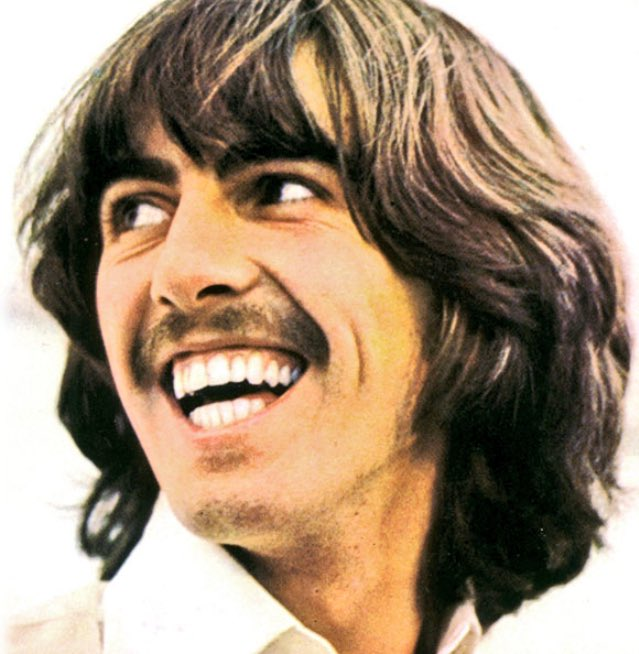 Happy birthday to George Harrison born this day in 1943