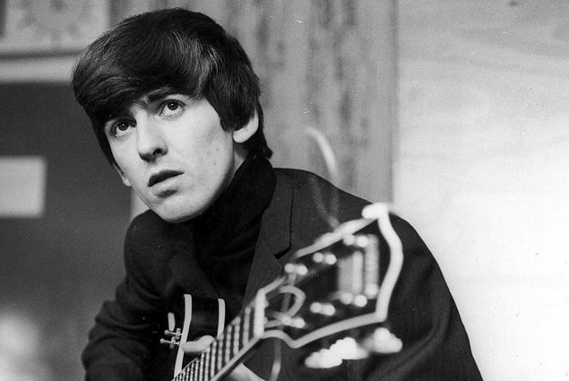Happy Birthday, George Harrison. We miss you.