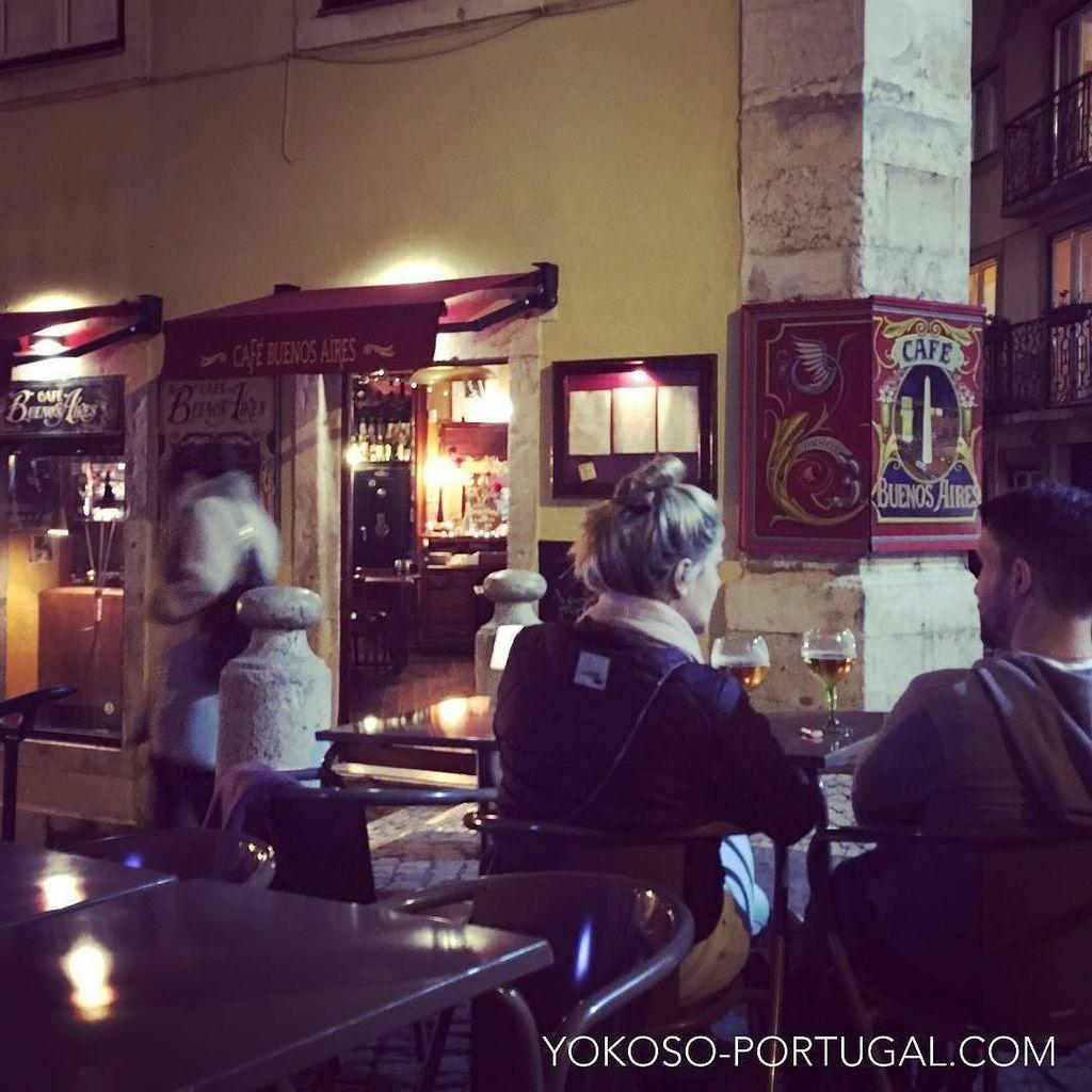 test ツイッターメディア - 夜のリスボンの街角。 #リスボン #ポルトガル https://t.co/BClx0Hn8X2