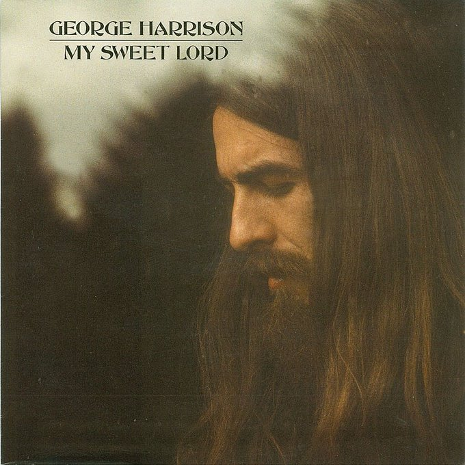 """Song of the Day (2/25/17): \""""My Sweet Lord\"""" - George Harrison (Happy Birthday, George )"""
