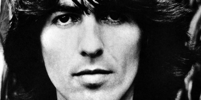 Happy Birthday George Harrison. Turn off your mind relax and float downstream...